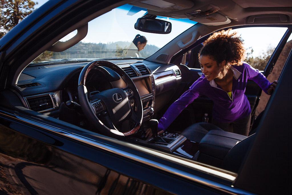Lexus in Big Bear, CA
