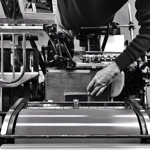 ...because print is not dead. #presscheck #T1LA