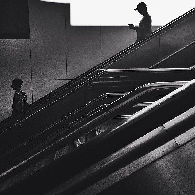 Passing Strangers. #iheartLA
