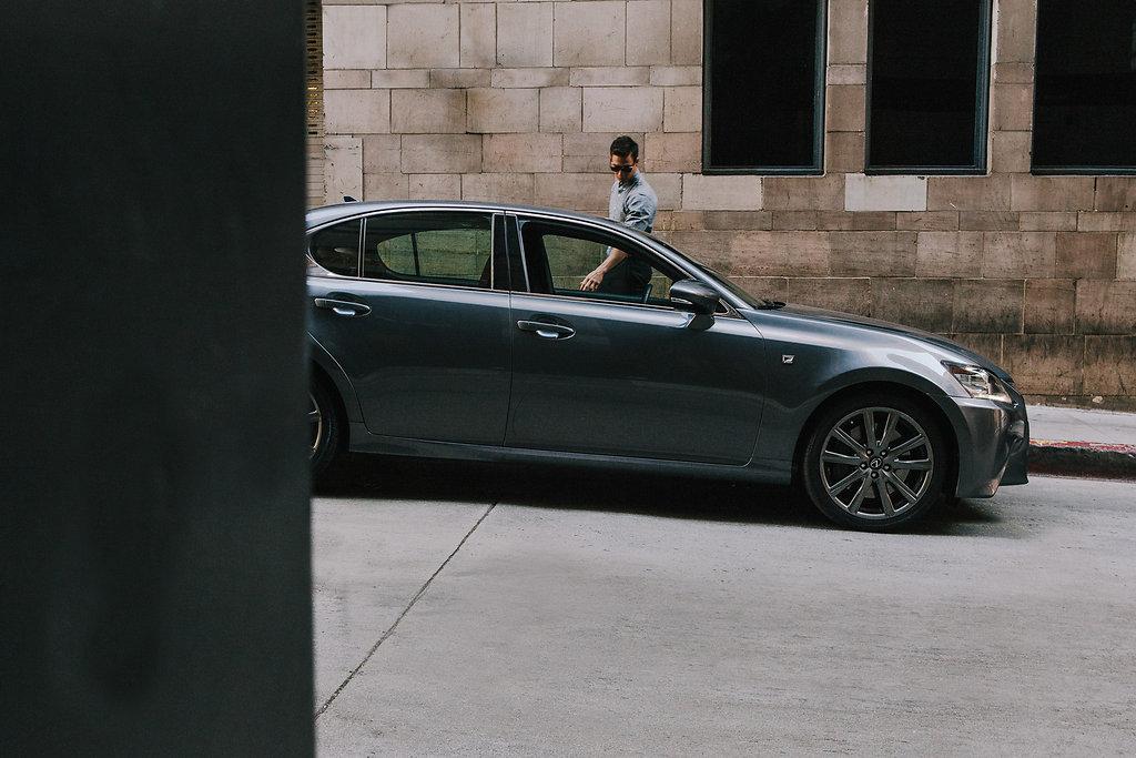 2015 Lexus GS in Los Angeles