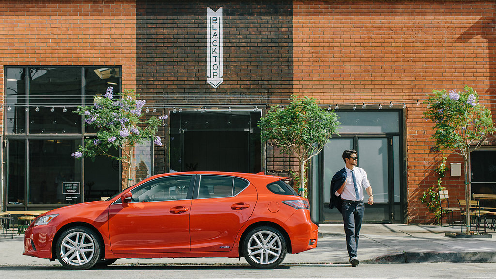2015 Lexus CT in Los Angeles